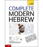 Teach Yourself Complete Modern Hebrew (Teach Yourself Complete Courses) (Mixed m