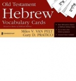 Old Testament Hebrew Vocabulary Cards (Zondervan Vocabulary Builder Series the Z