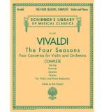 Vivaldi: Complete Violin: The Four Seasons