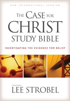 CELÉ PÍSMO: The Case for Christ - Study Bible