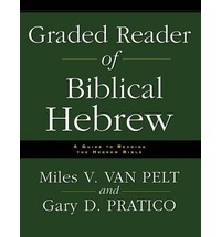Graded Reader of Biblical Hebrew: A Guide to Reading the Hebrew Bible (Paperback