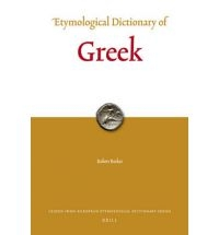 Etymological Dictionary of Greek 2010: 2 Volume set