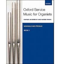 Oxford Service Music for Organ 1