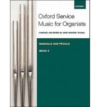 Oxford Service Music for Organ 2