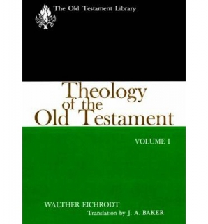 Theology of the Old Testament: v. 1