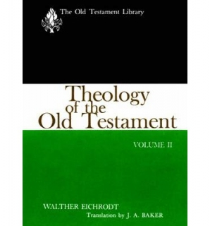 Theology of the Old Testament: v. 2