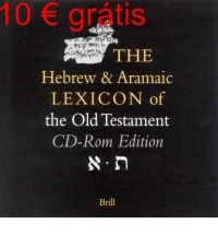 CD: The Hebrew and Aramaic Lexicon of the Old Testament on CD-Rom